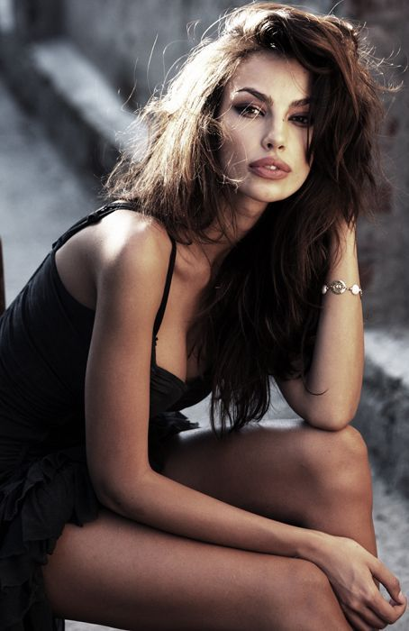 Madalina Ghenea... simply beautiful..