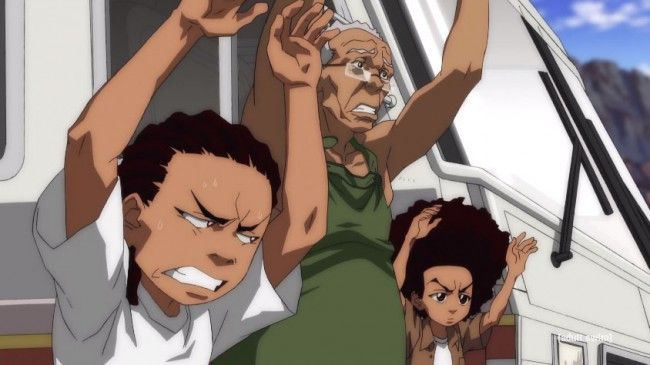 Boondocks Season 5