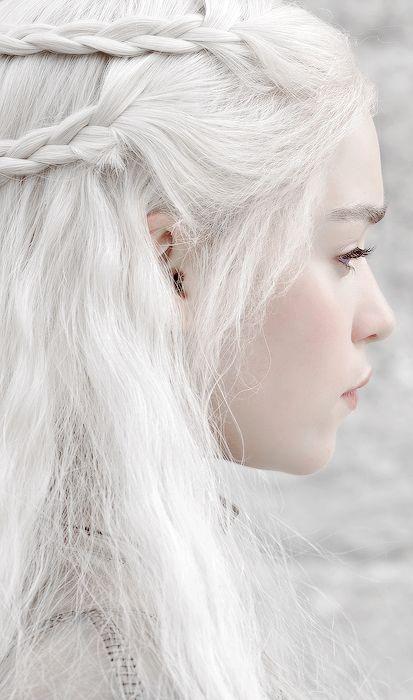 game of thrones blonde hair