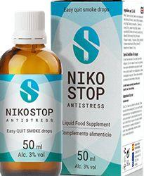 NikoStop Antistress noul tratament impotriva tigarilor? Vezi de unde poti sa il cumperi si cum te poate ajuta sa nu mai fumezi. Pareri si lista ingrediente.