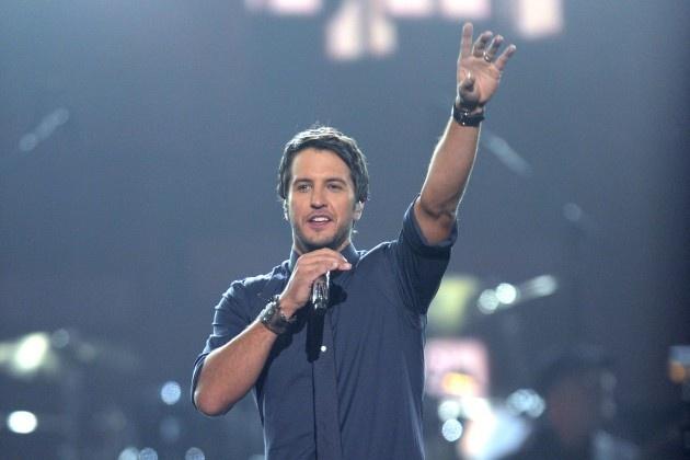 Luke Bryan will headline a tour in 2013