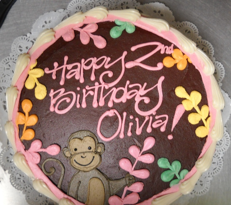Best 20 monkey birthday cakes ideas on pinterest monkey for Monkey birthday cake template