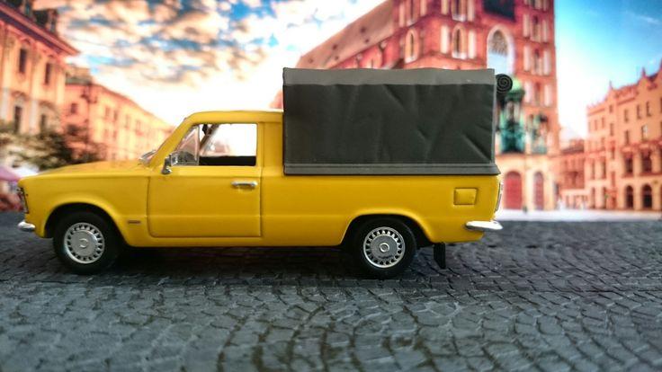 Fiat 125 p pick up