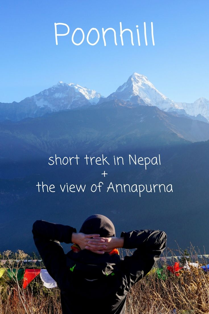 Poonhill - a short trek in Nepal. View of Annapurna and Dhaulagiri. What to bring, how to prepare, how much does it cost?