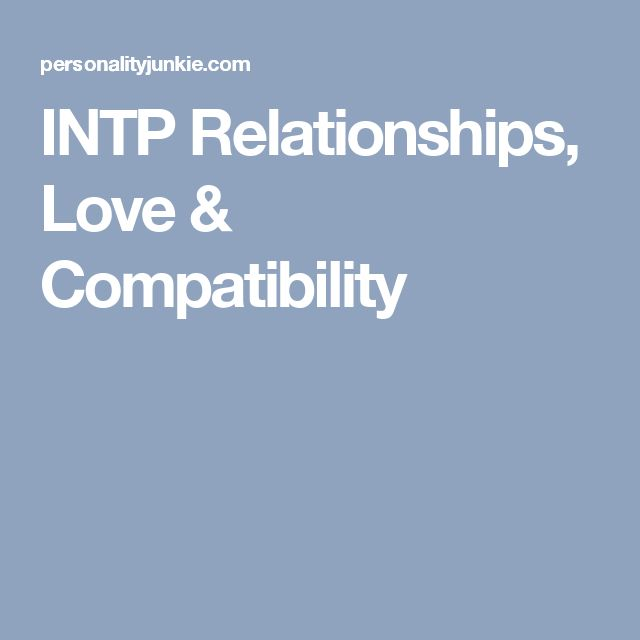 enfj and intp dating tips