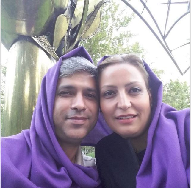 Iranian men supporting women in Iran saying NO to hijab imposed by government #MyStealthyFreedom