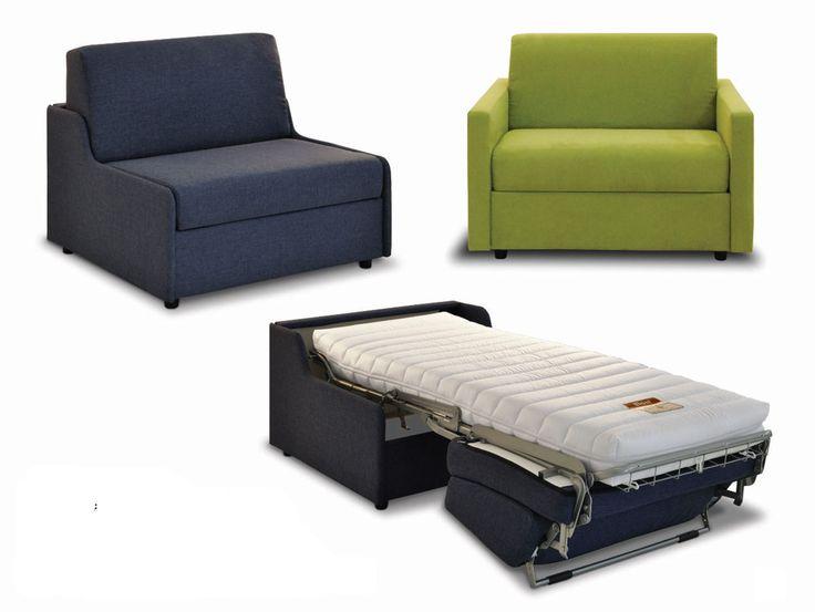 Poltrona letto. #divani #poltrone #salerno #arredamento #mobili