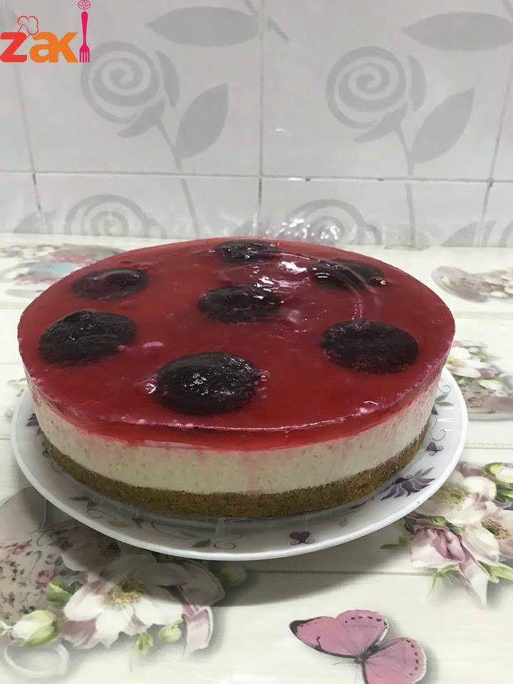 طريقة تشيز كيك الرقي زاكي Desserts Cheesecake Mini Cheesecake