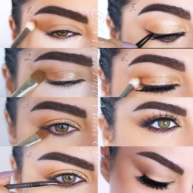 30 Makeup Looks That Can Enhance Your Hooded Eyes Hooded Eye