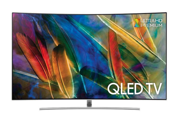 """Samsung QE55Q8C  Description: Samsung Samsung QE55Q8CAMLXXN: 55"""" intens kijkplezier Met de Samsung QE55Q8CAMLXXN wordt televisiekijken een intense beleving. Deze QLED TV geeft een perfect beeld dankzij de nieuwe Quantum Dot technologie. Samsung heeft QLED ontwikkeld en bestaat uit drie pijlers: Q PICTURE Q STYLE en Q SMART. Deze drie pijlers zorgen er samen voor dat jij haarscherp en helder beeld hebt. De QE55Q8CAMLXXN is een Smart TV met een handige One Remote Control je hebt één…"""