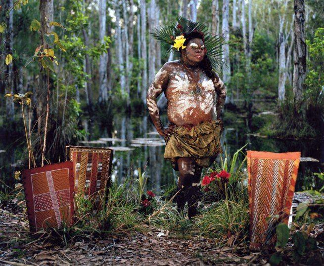 Bindi Cole (VIC b.1975) Wathaurung people 'Crystal' 2009