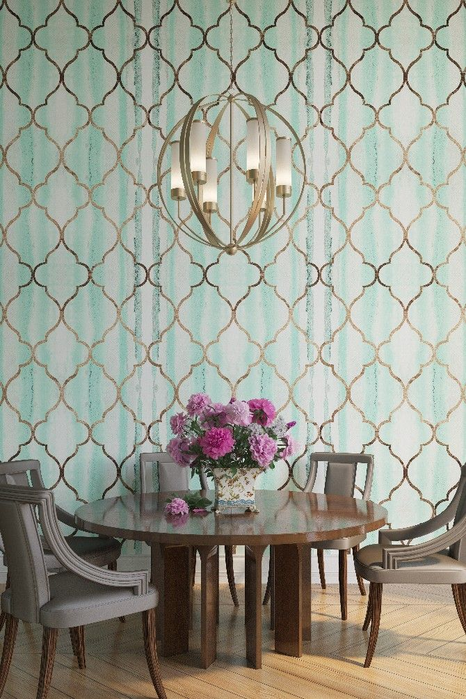 137 Best Images About Fabrics And Wallpapers On Pinterest | Office