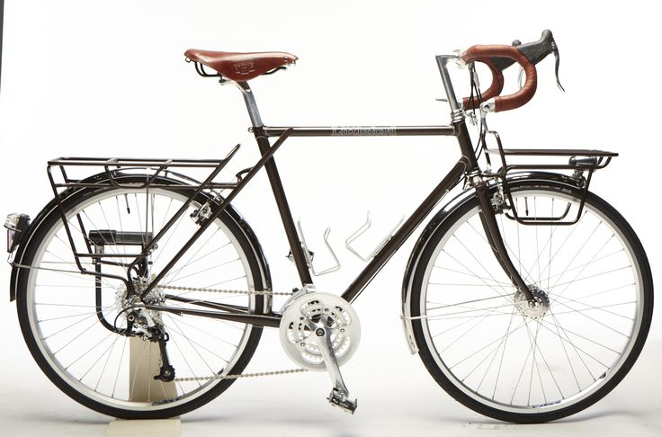 Littleford Bicycles Touring Bike