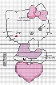 """Résultat de recherche d'images pour """"point de croix hello kitty"""""""