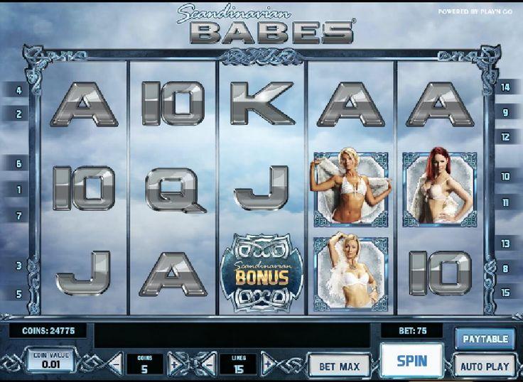 Výherní automaty Scandinavian Babes  - Skandinávské dívky vědí rozproudit krev v žilách během svého vystoupení na pódiu, a tím se inspirovala i firma Play'n Go a vytvořila výherní automaty Scandinavian Babes. - http://www.3demanty.com/hry/vyherni-automaty-scandinavian-babes  #HraciAutomaty #VyherniAutomaty #Jackpot #Vyhra #ScandinavianBabes
