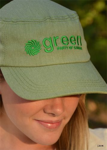 Made in Canada GPC Military style caps. ECO fabric, comfortable fit and great-looking.  Also available in Parti Vert OR your own custom version.  Contact us today!