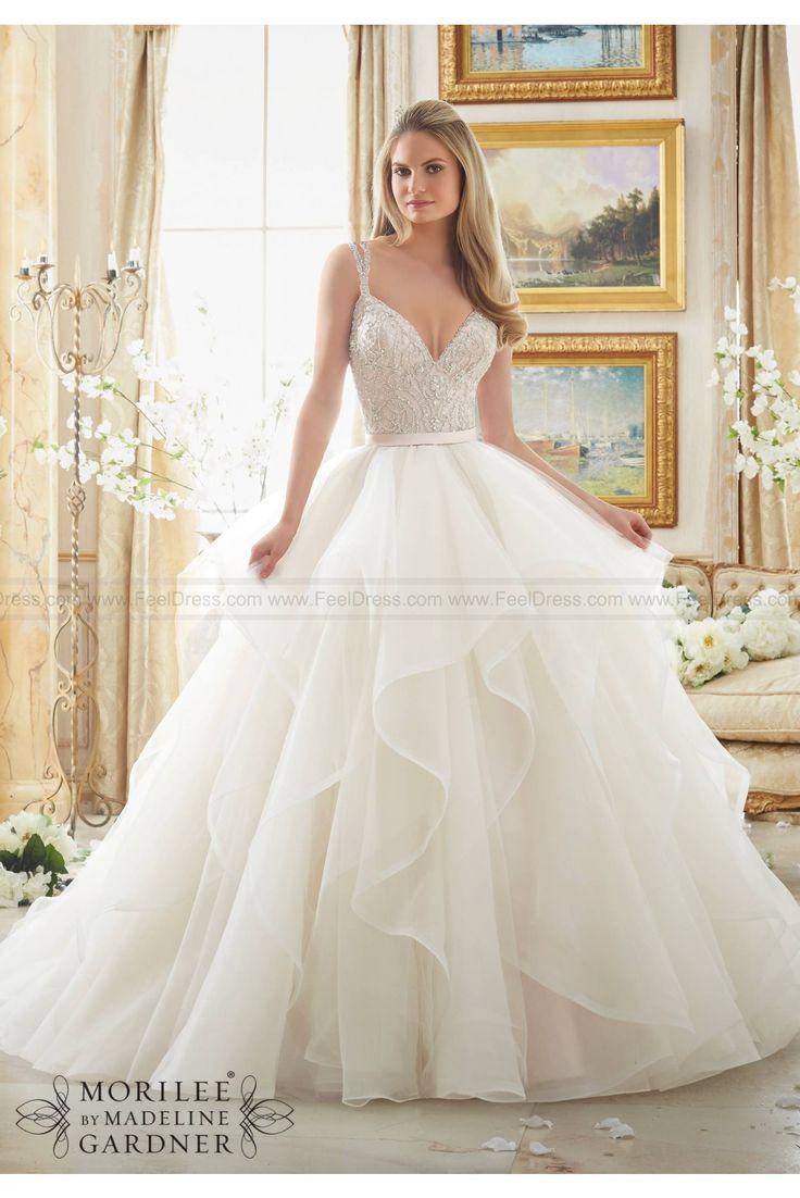 151 best Mori Lee images on Pinterest | Wedding frocks, Short ...