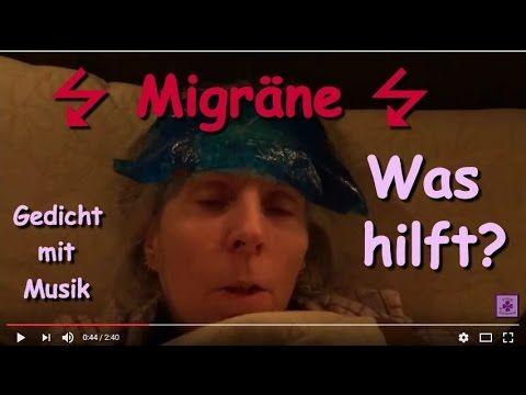 FG173 – Migräne ϟ und was mir hilft ϟ Migräne-Attacke ϟ  chronische Migräne und CFS .... #Migräne #MigräneAttacke  #chronischeMigräne #CFS #chronischesErschöpfungsyndrom  #chronicfatiguesyndrome #chronischesMüdigkeitssyndrom #MittelgegenMigräne  #TablettengegenMigräne #Kopfschmerztabletten #Schmerztabletten  #Gedicht #Gedichte #Lyrik #Poesie #Verse #Reime #Poem  #Lyric  #Video #Videos  #YouTubeVideo  #VideoClip   #GedichtmitMusik