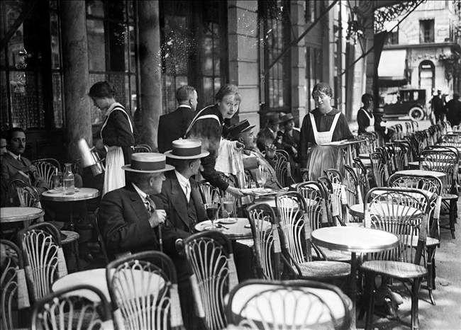 Paris 1914-18 Maurice Louis Branger