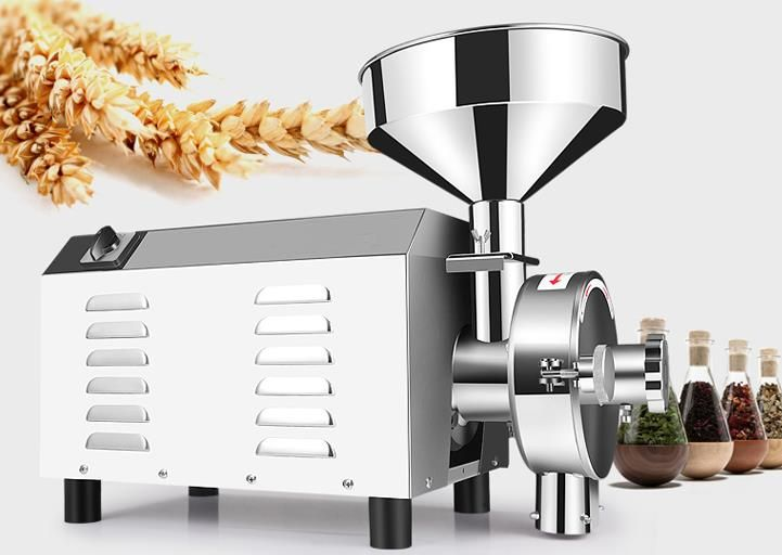Dongyi stainless steel grinding machine/China coffee grinder/ industrial coffee grinder machine