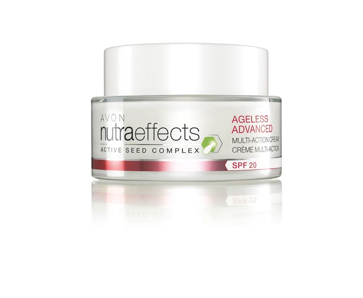 NutraEffects ageless advanced