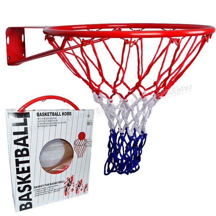 Avessa Basketbol Çemberi BG-1818 - 45 cm Nizami Ölçüde Çember  Basketbol Filesi Set  18x18 cm  Tek Katlı - Price : TL62.00. Buy now at http://www.teleplus.com.tr/index.php/avessa-basketbol-cemberi-bg-1818.html