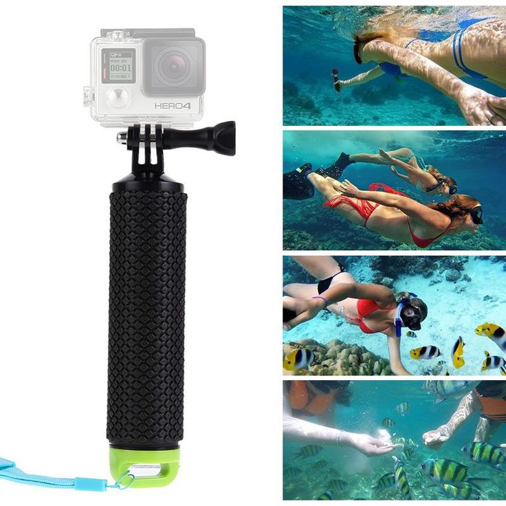 Floating Handle Handheld Stick Hand Grip tripod for Xiaomi Yi Action Camera GoPro Hero 4 3+3 2 Camera Monopod Accessories //Price: $4.67//     #onlineshop