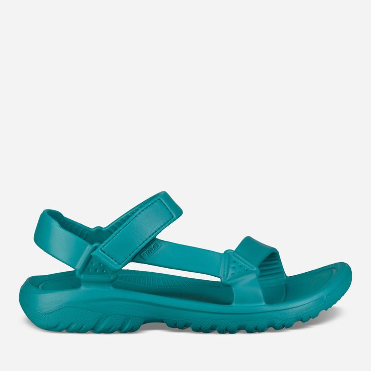 Teva Men's Hurricane Drift Sandals in Black, Size 9 – Products