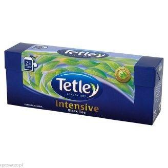 Herbata TETLEY INTENSIVE 25tb | spozywczo.pl Tetley Intensive dostępne na: http://www.spozywczo.pl/hurtownia-kawy-herbaty