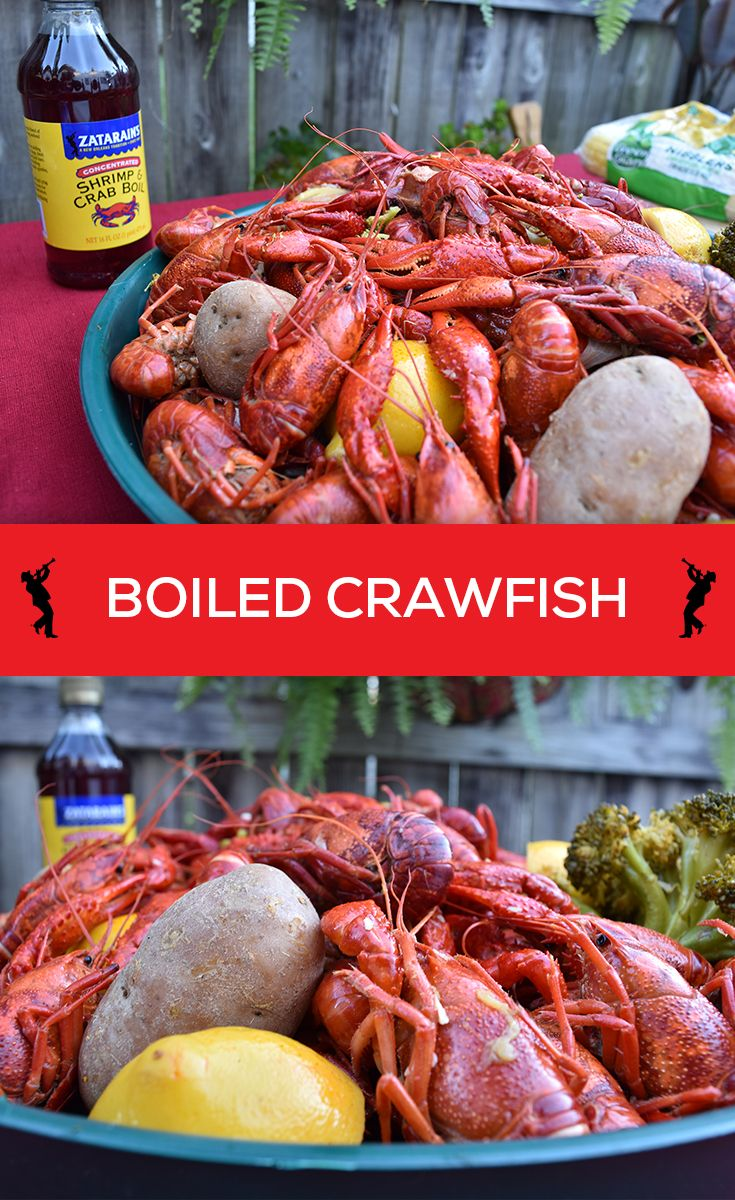 how to boil crawfish recipe