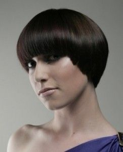 Bowl Hair Cuts for Women   Short Bowl Cut Hairstyle  Because my hair will grow out like this