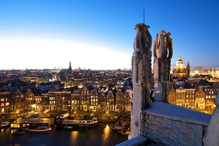Grand Hotel Amrâth Amsterdam in Amsterdam £93 instead of £151