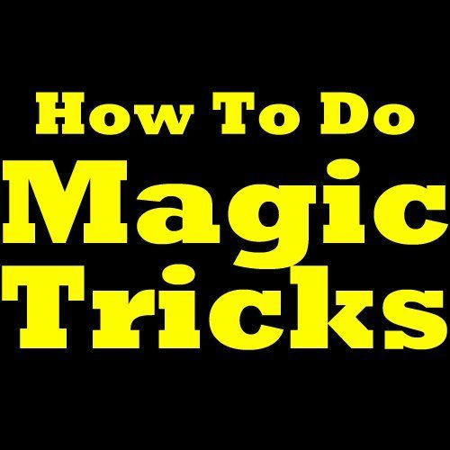 How To Do Magic Tricks - Easy Magic Tricks For Beginners. Learn Magic, How To Do Card Tricks, Easy Card Tricks, Magic Card Tricks And Coin Tricks. Short Report With Simple Magic Tricks For Newbies. by Mark T. Perri. $3.29. 4 pages