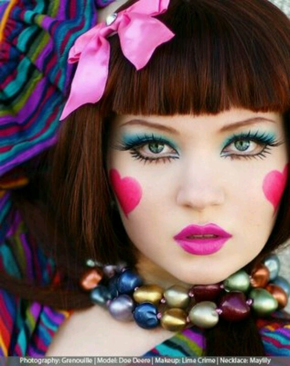 Best 25+ Doll makeup ideas only on Pinterest | Baby doll makeup ...