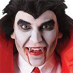 False Teeth: Dracula Silver Fang Caps