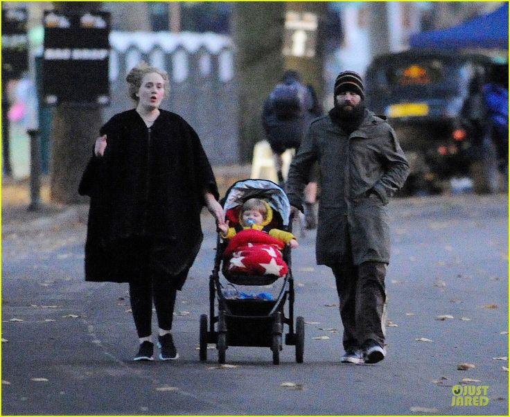 Adele, Angelo & Simon