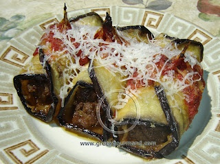 How To Make Eggplant Roll In Food Fantasy