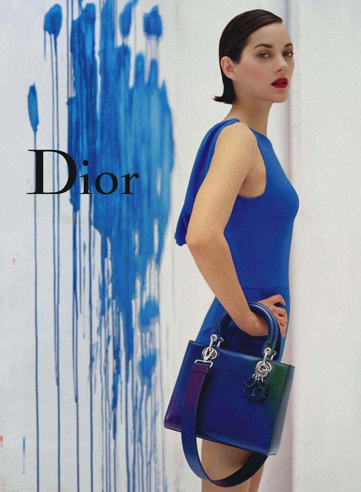 Marion Cotillard pour Lady-Dior 2014