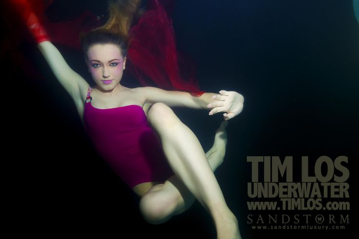 Truly natural and professional underwater considering it was her first underwater shoot