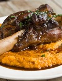 Chef Bob does it again!: Dinner, Recipe, Braised Lamb, Lamb Shanks ...