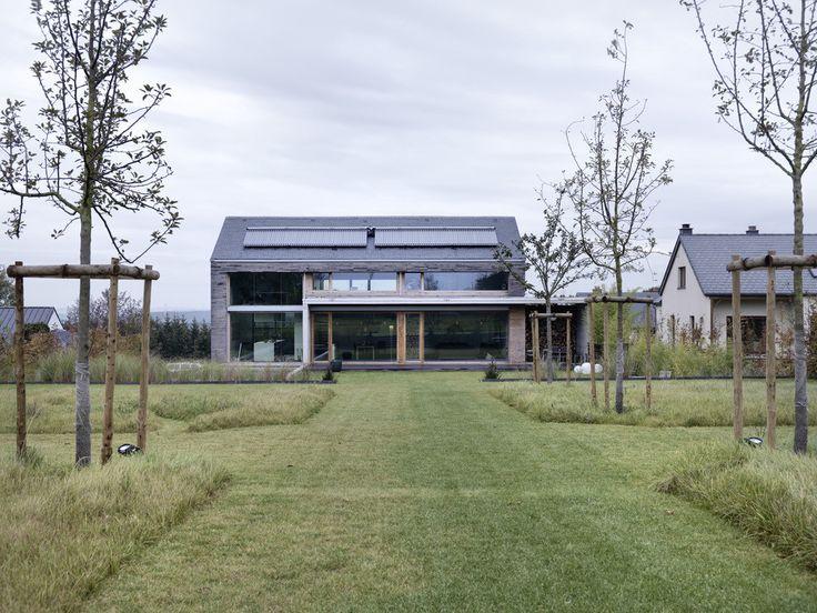 Modernes Satteldachhaus 186 besten satteldach haus bilder auf einfamilienhaus