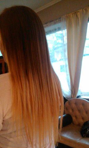 Ombre - salon fryzjerski Sabina Jędrzejko - www.freestyle.net.pl