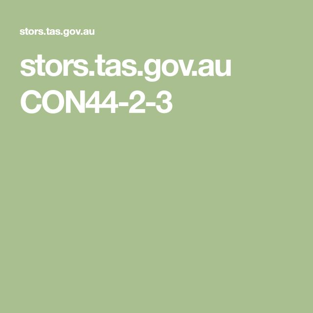 stors.tas.gov.au CON44-2-3