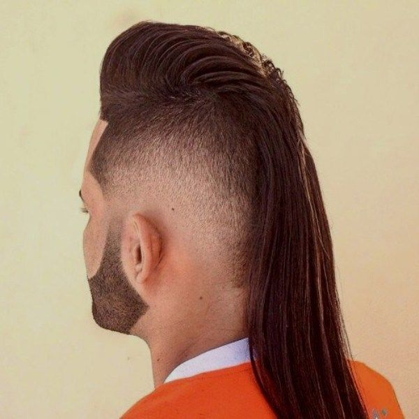 The 25 best mullet hair ideas on pinterest mullet haircut mens long mullet hair cuts urmus Images