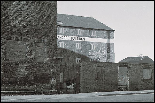 Sandars Maltings, Bridge Street | Flickr - Photo Sharing!