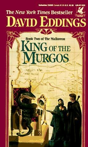 8 best book covers images on pinterest fantasy books science king of the murgos malloreon book by david eddings book cover description publication history fandeluxe Gallery