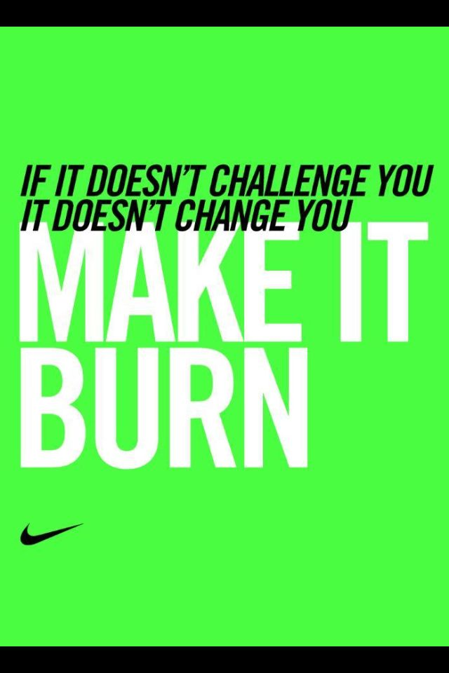 Intimidating volleyball quotes nike