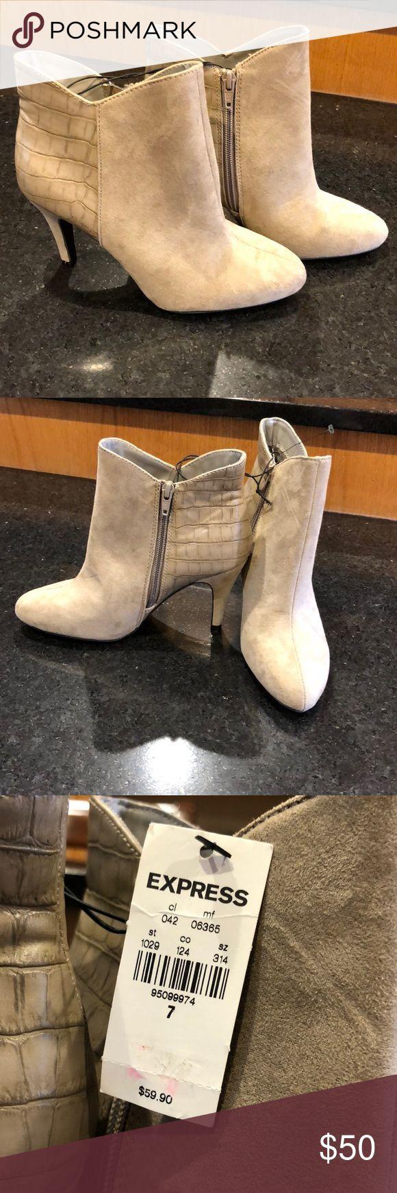 High heels Never worn express women shoes Express Shoes Heels