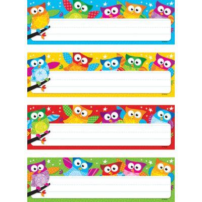 Owl Themed Classroom Bulletin Board | Classroom Theme Linky