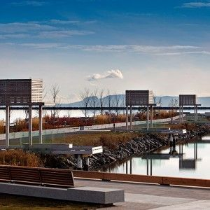 Prince Arthurs Landing / Thunder Bay Waterfront by Brook McIlroy «  Landscape Architecture Works | Landezine